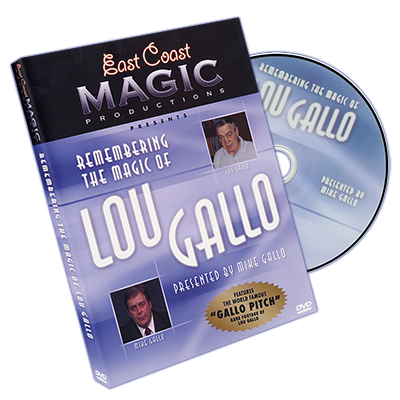Remembering The Magic Of Lou Gallo by Mike Gallo