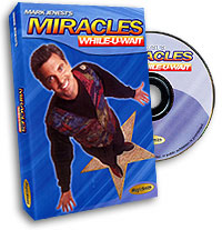 Miracles While U Wait Jenest, DVD