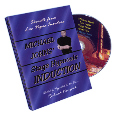 Stage Show Induction by Michael Johns - DVD