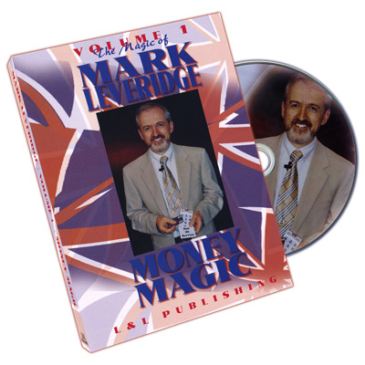 Magic Of Mark Leveridge Vol.1 Money Magic by Mark Leveridge - DVD