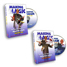 Making Magic #1 Martin Lewis, DVD