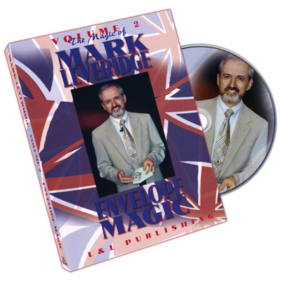 Magic Of Mark Leveridge Vol.2 Envelope Magic by Mark Leveridge - DVD
