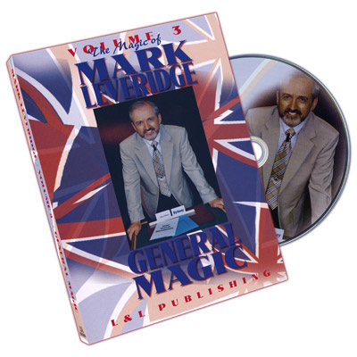 Magic Of Mark Leveridge Vol.3 General Magic by Mark Leveridge - DVD