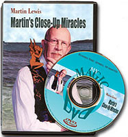 Martin's Close-up Miracles, DVD
