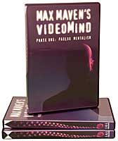 Max Maven Video Mind- #3, DVD