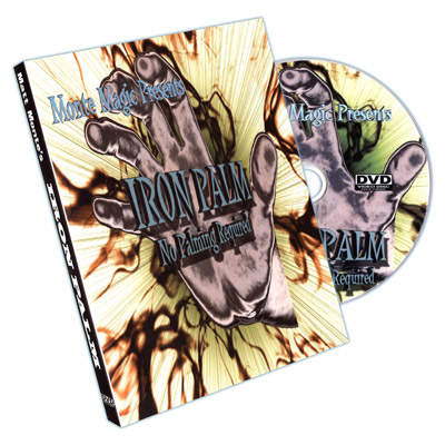 Iron Palm by Matt Monte - DVD