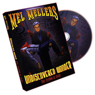 Undiscovered Wonder by Mel Mellers & RSVP - DVD
