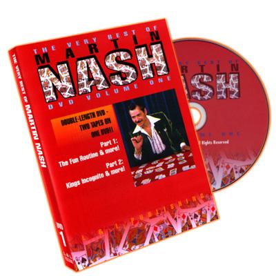 Los Mejores Trucos de Magia de Martin Nash # 1 - L&L Publishing