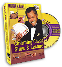Charming Cheat -Martin Nash, DVD