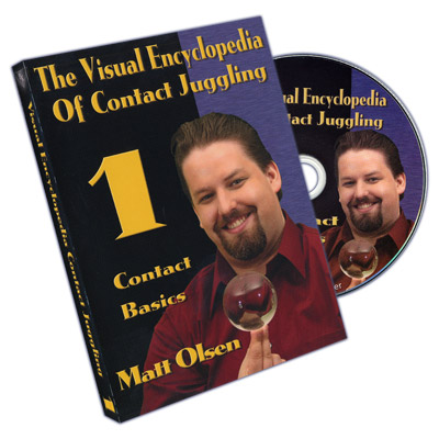 Visual Encyclopedia of Contact Juggling #1 - DVD
