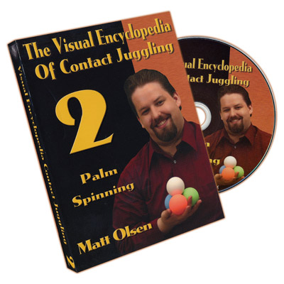 Visual Encyclopedia of Contact Juggling #2 - DVD