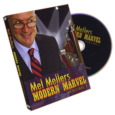 Modern Marvel  Vol. 1 by Mel Mellers & RSVP - DVD