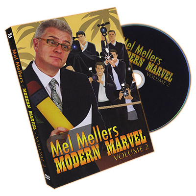 Modern Marvel  Vol. 2 by Mel Mellers & RSVP - DVD