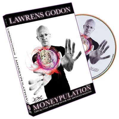 Moneypulation Vol. 1 by Lawrens Godon - DVD