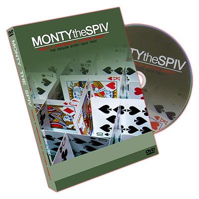 Monty the Spiv by Matthew Garrett