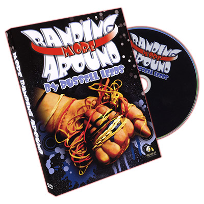 More Banding Around by Russell Leeds - DVD
