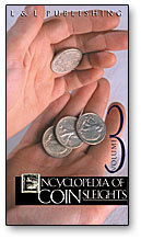 Encyclopedia of Coin Sleights #3 by Michael Rubinstein Streaming Video