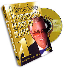 Skinner Professional Close up- #1, DVD