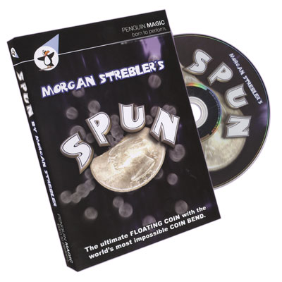 Spun by Morgan Strebler - DVD