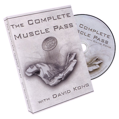 The Complete Muscle Pass by David Kong - DVD