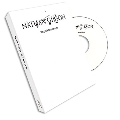 DVD Pasteboard Player Nathan Gibson