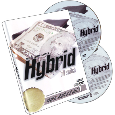 Hybrid w/CD Nigel Harrison