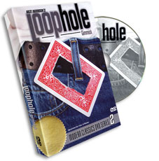 Loophole Nigel Harrison, DVD