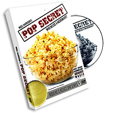 Pop Secret Nigel Harrison, DVD