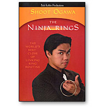 Ninja Rings by Shoot Ogawa - DVD