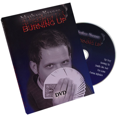 Burning Up by Nathan Kranzo - DVD