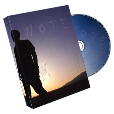 Note - Matt Sconce and Paper Crane Productions - DVD