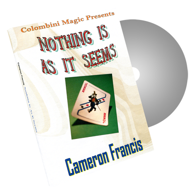 Nothing As it Seems by Wild-Colombini Magic - DVD