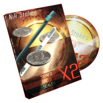 Signed And Sealed by Nik Stokes - DVD