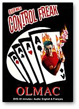 Control Freak Oliver Macia, DVD