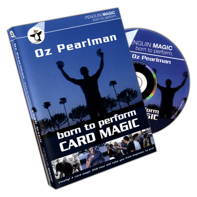 Born To Perform by Oz Pearlman - DVD