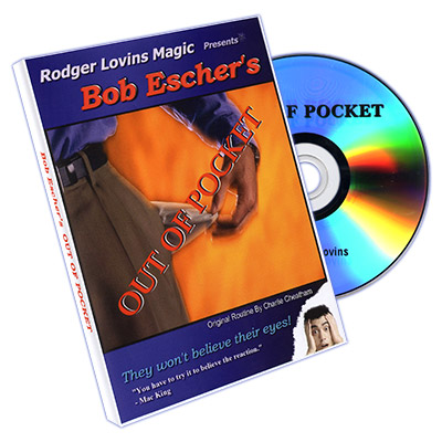 Out of Pocket by Rodger Lovins - DVD