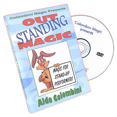 Outstanding Magic by Colombini - DVD