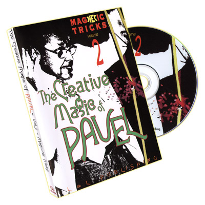 Creative Magic of Pavel - Volume 2 - DVD