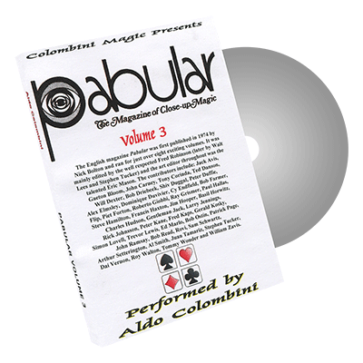 Pabular Vol. 3 by Wild-Colombini Magic