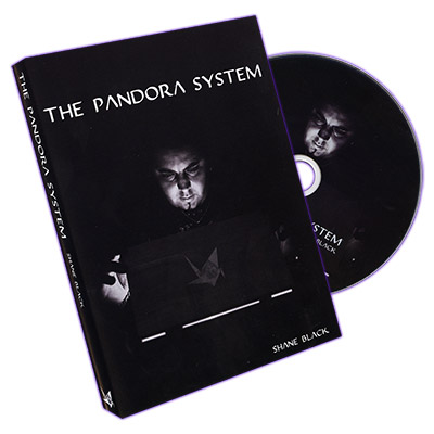 The Pandora System (Props and DVD) by Shane Black - DVD