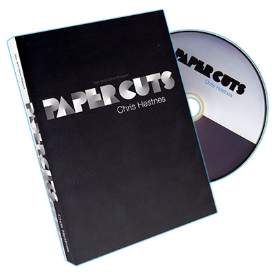 Papercuts by Chris Hestnes and Dan & Dave Buck - DVD