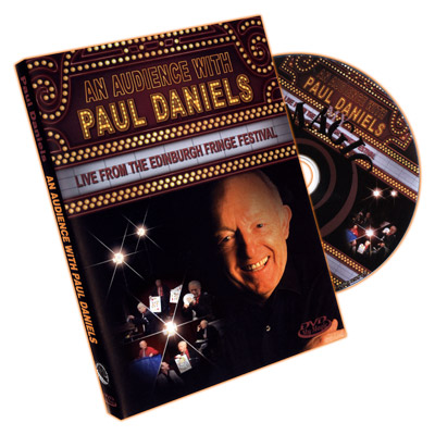 An Audience With Paul Daniels by Paul Daniels - DVD