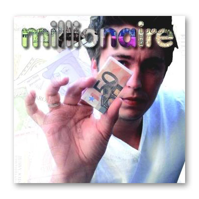 Millionaire by Peter Eggink - DVD