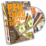 Pen Thru Anything, DVD