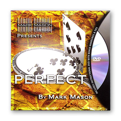 Perfect (With DVD) by Mark Mason and JB Magic - DVD