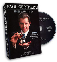 Steel & Silver Gertner- #1, DVD