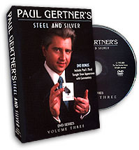 Steel & Silver Gertner- #3, DVD