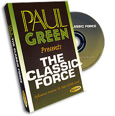 Classic Force Paul Green, DVD