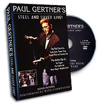 Steel & Silver LIVE Gertner, DVD