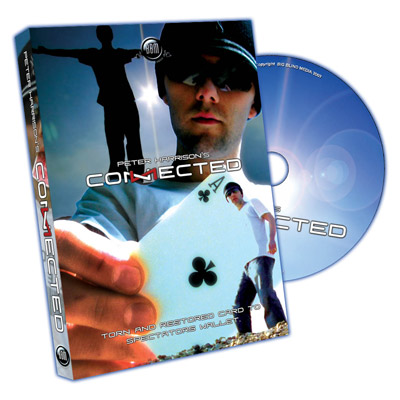 Connected by Peter Harrison & Big Blind Media - DVD